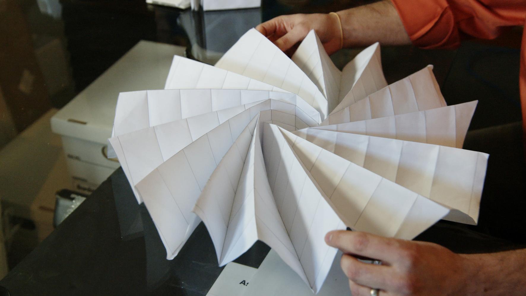 Der Origami-Code