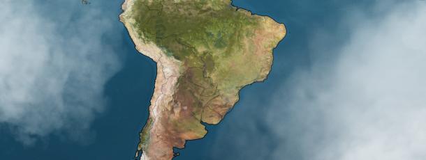 Drehbeginn: Wunder der Natur – Iguazu (Argentinien/Brasilien)